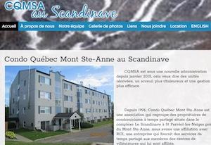 CQMSA au Scandinave - Capitale-Nationale, Saint-Féréol-des-Neiges