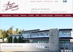 Hôtel Manoir des Laurentides - Lanaudière, Saint-Donat-de-Montcalm