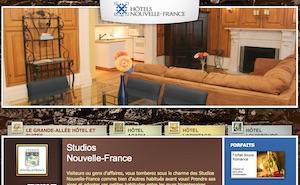 Studios Nouvelle-France - Capitale-Nationale, Ville de Québec (V)
