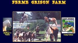 Ferme Grison - Estrie / Canton de l'est, Racine