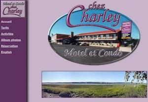 Motel et Condo Chez Charley - Capitale-Nationale, Sainte-Anne-de-Beaupré (V)