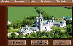 Abbaye de St-Benoît-du-Lac - Estrie / Canton de l'est, Saint-Benoît-du-Lac