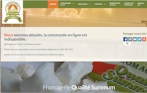 Fromagerie Qualité Summum - Montérégie, Saint-Hyacinthe
