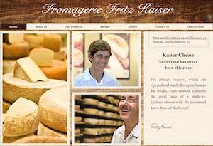 Fromagerie Fritz Kaiser Inc. - Montérégie, Noyan