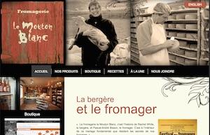 Fromagerie Le Mouton Blanc - Bas-Saint-Laurent, La Pocatière
