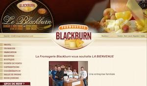 Fromagerie Blackburn - Saguenay-Lac-Saint-Jean, Saguenay (Saguenay) (V) (Jonquière)