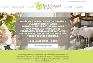 Les Fromages du Verger - Laurentides, Saint-Joseph-du-Lac