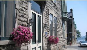 B&B de la Fontaine - Capitale-Nationale, Ville de Québec (V)