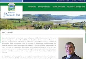 Municipalité L'Anse-Saint-Jean - Saguenay-Lac-Saint-Jean, L'Anse St-Jean (Saguenay)