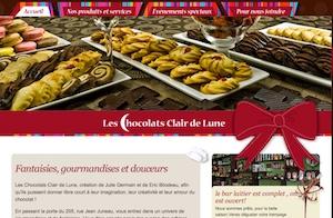 Les Chocolats Clair de Lune - Capitale-Nationale, Saint-Augustin-de-Desmaures
