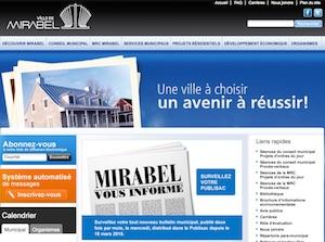 Ville de Mirabel - Laurentides, Mirabel