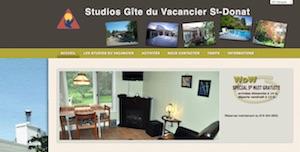 Studios Gîte du Vacancier St-Donat - Lanaudière, Saint-Donat-de-Montcalm