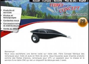 Fibro Concept Inc. - Abitibi-Témiscamingue, Taschereau