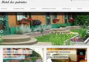 Motel Des Patriotes - Montérégie, Sorel-Tracy