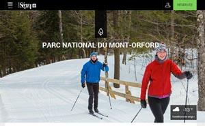 Parc National du Mont-Orford (Sépaq) - Estrie / Canton de l'est, Orford