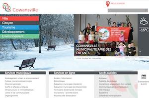 Ville de Cowansville - Estrie / Canton de l'est, Cowansville
