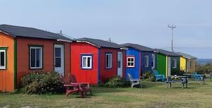 Le Vacancier de la Mer motel-cabines - Gaspésie, Baie-des-Sables