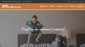 Motel-Restaurant Interprovincial - Gaspésie, Pointe-à-la-Croix