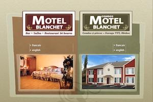 Hôtel-Motel Blanchet - -Centre-du-Québec-, Drummondville