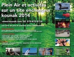 Camp Kounak - -Centre-du-Québec-, Drummondville
