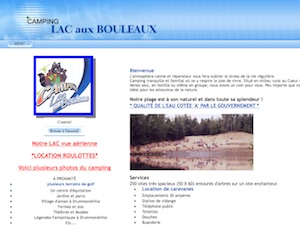 Camping Lac aux Bouleaux - -Centre-du-Québec-, Saint-Félix-de-Kingsey