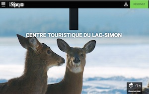 Centre touristique du Lac Simon (Sépaq) - Outaouais, Duhamel