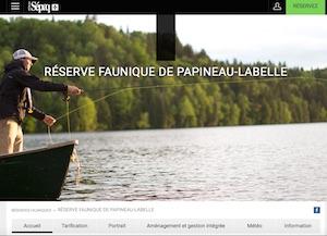 Réserve faunique de Papineau-Labelle (Sépaq) - Outaouais, Val-des-Bois