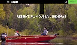 Réserve faunique La Vérendrye (Pourvoirie Le Domaine (Sépaq) - Outaouais, Montcerf-Lytton