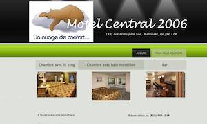 Motel Central 2006 - Outaouais, Maniwaki