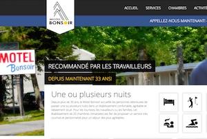 Motel Bonsoir - Lanaudière, Saint-Charles-Borromée