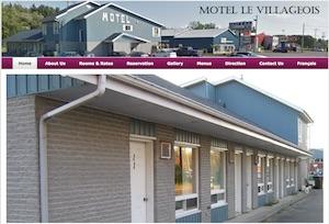 Motel le Villageois - -Centre-du-Québec-, Saint-François-du-Lac