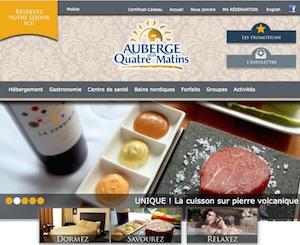 Auberge aux Quatre Matins - Lanaudière, Saint-Côme