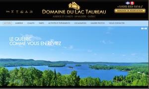 Le Domaine du Lac Taureau - Lanaudière, Saint-Michel-des-Saints