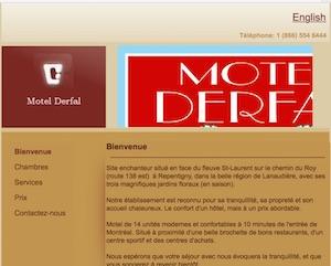 Motel Derfal - Lanaudière, Repentigny