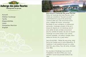 Auberge des Joies Fleuries - Lanaudière, Saint-Jean-de-Matha