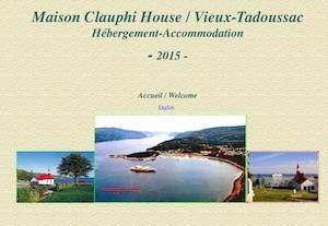 Gîte Maison Clauphi - Côte-Nord / Manicouagan, Tadoussac