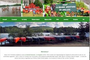 La Grande Aventure en Anglais - Lanaudière, Saint-Donat-de-Montcalm