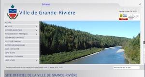 Ville de Grande-Rivière - Gaspésie, Grande-Rivière