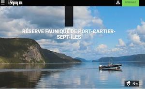 Hébergement Réserve faunique Port-Cartier – Sept-Îles (Sépaq) - Côte-Nord / Duplessis, Port-Cartier