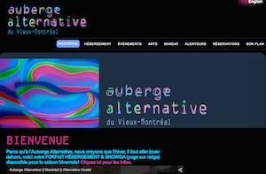 Auberge Alternative du Vieux-Montréal - Montréal, Montréal