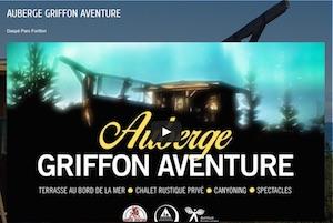 Griffon Aventure - Gaspésie, Ville de Gaspé