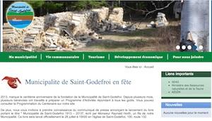 Municipalité de Saint-Godefroi - Gaspésie, Saint-Godefroi