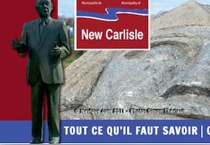 Municipalité de New Carlisle - Gaspésie, New Carlisle