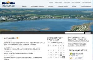 Ville de Carleton - Gaspésie, Carleton-sur-Mer