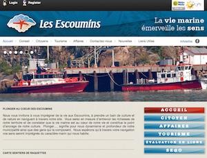 Municipalité Les Escoumins - Côte-Nord / Manicouagan, Les Escoumins