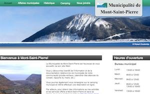 Municipalité de Mont-Saint-Pierre - Gaspésie, Mont-Saint-Pierre