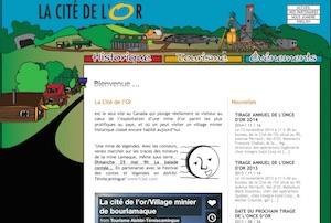 La Cité de L'Or - Abitibi-Témiscamingue, Val-d'Or