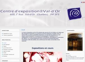 Centre d'Exposition de Val d'Or - Abitibi-Témiscamingue, Val-d'Or