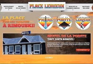 Motel de la Pointe - Bas-Saint-Laurent, Rimouski