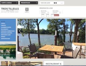 Hostellerie les 3 Tilleuls - Montérégie, Saint-Marc-sur-Richelieu